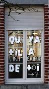 ORAN - CLEA Résidence Mission Communauté de Communes Sud-Avesnois 2018 - Qu'y a-t-il à l'intérieur de toi ? - Médiathèque de Wignehies